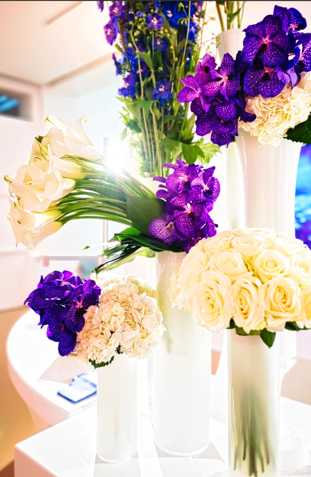 Flowers for Reception